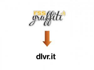 RSS Graffitiの代替はdlvr.itで